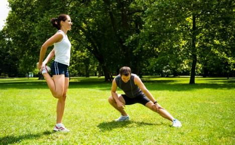 ممارسة الرياضه