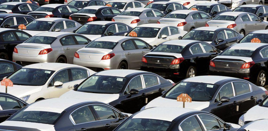 سوق السيارات في تونس